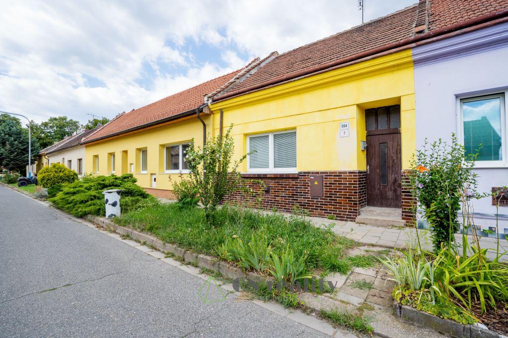 Prodej řadového rodinného domu nedaleko centra Břeclavi